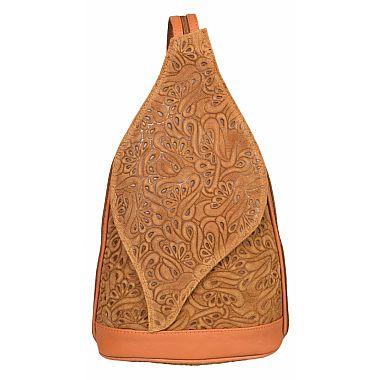 Plecak Stromanta,  skóra naturalnej